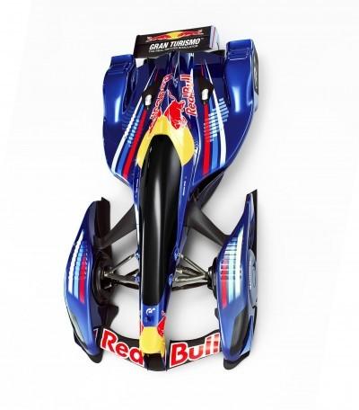 2010 Red Bull X1 43