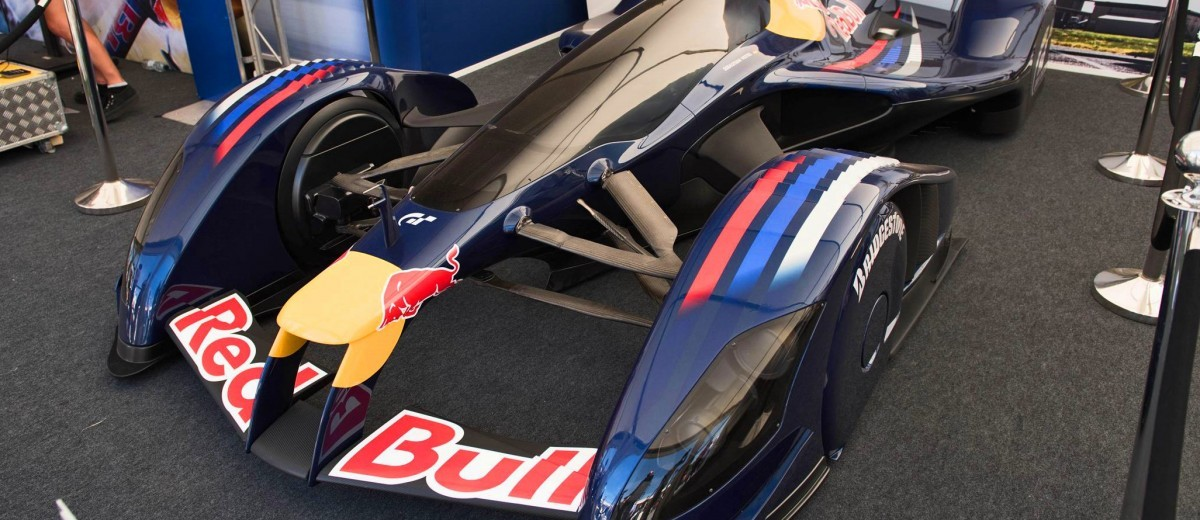 2010 Red Bull X1 5
