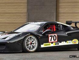 RM Monterey 2015 Preview – 2013 Ferrari 458 Challenge Evoluzione