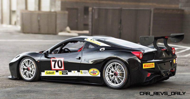 2013 Ferrari 458 Challenge Evoluzione 2