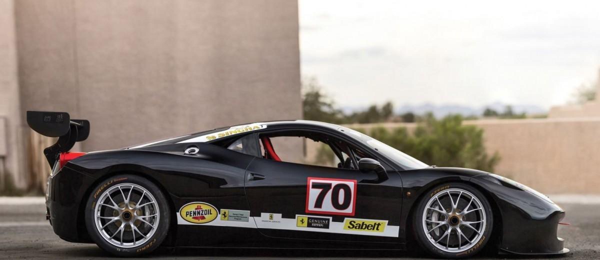 2013 Ferrari 458 Challenge Evoluzione 5