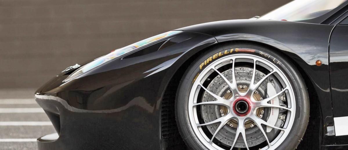2013 Ferrari 458 Challenge Evoluzione 7