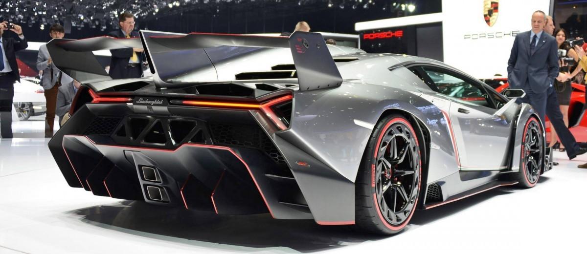 2013 Lamborghini VENENO Coupe 1