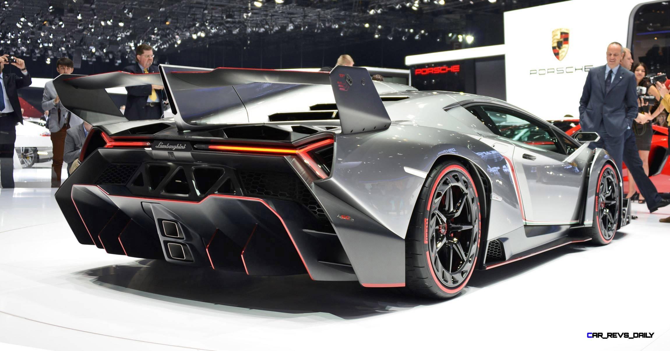 Lamborghini Veneno Coupe >> 2013 Lamborghini Veneno Coupe