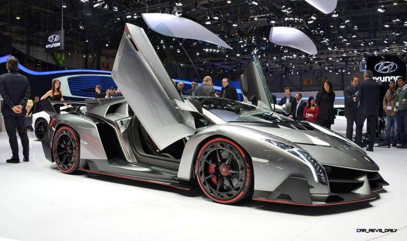 2013 Lamborghini VENENO Coupe 12