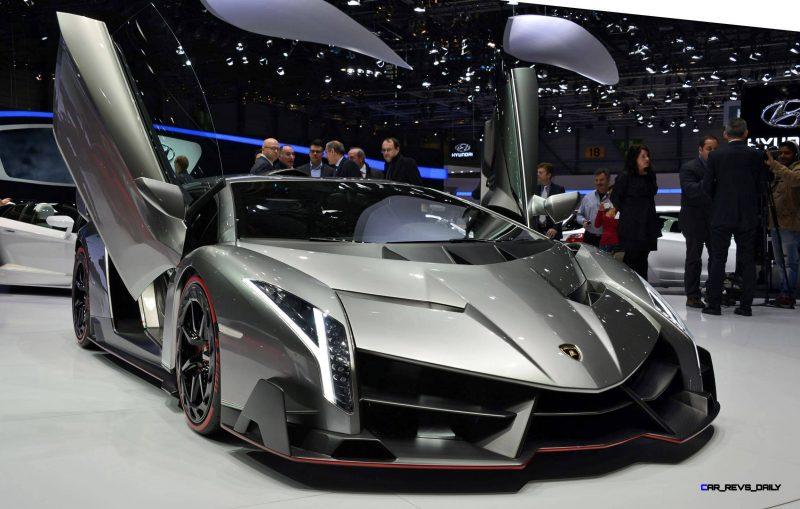 2013 Lamborghini VENENO Coupe 13