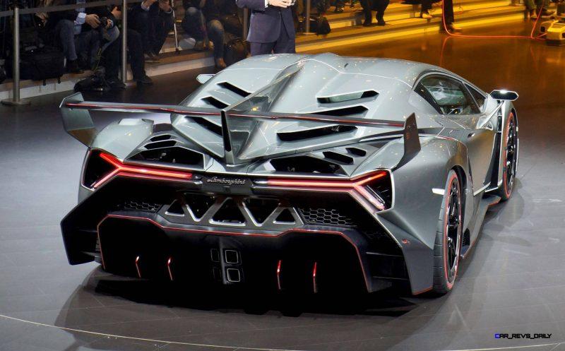 2013 Lamborghini VENENO Coupe 15
