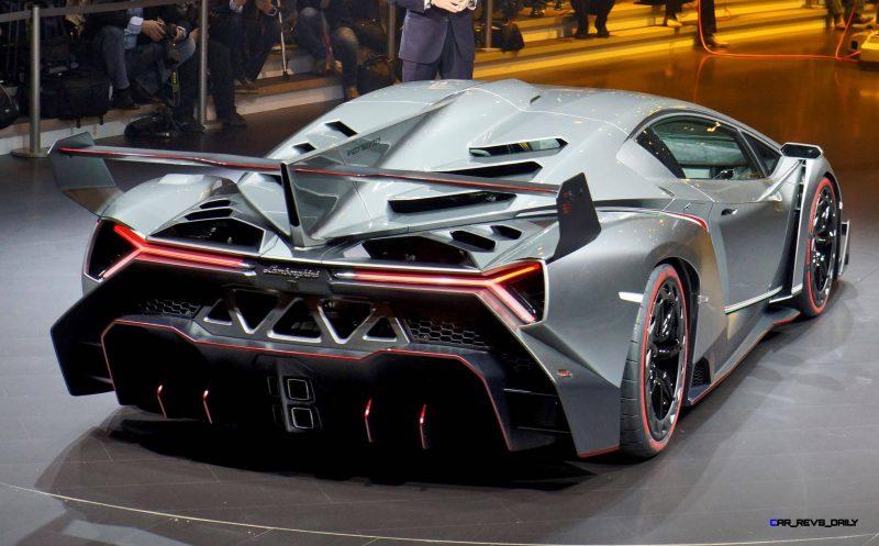 2013 Lamborghini VENENO Coupe 16