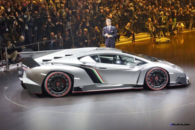 2013 Lamborghini VENENO Coupe 17