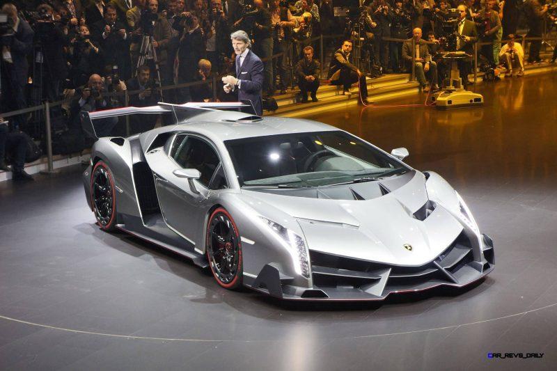 2013 Lamborghini VENENO Coupe 18