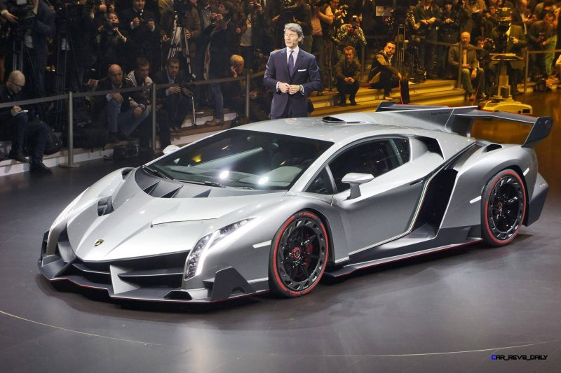 2013 Lamborghini VENENO Coupe 20
