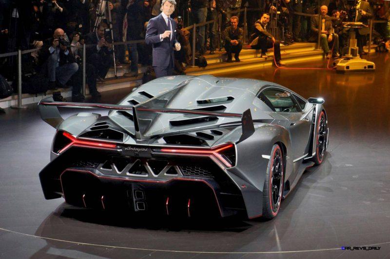 2013 Lamborghini VENENO Coupe 21