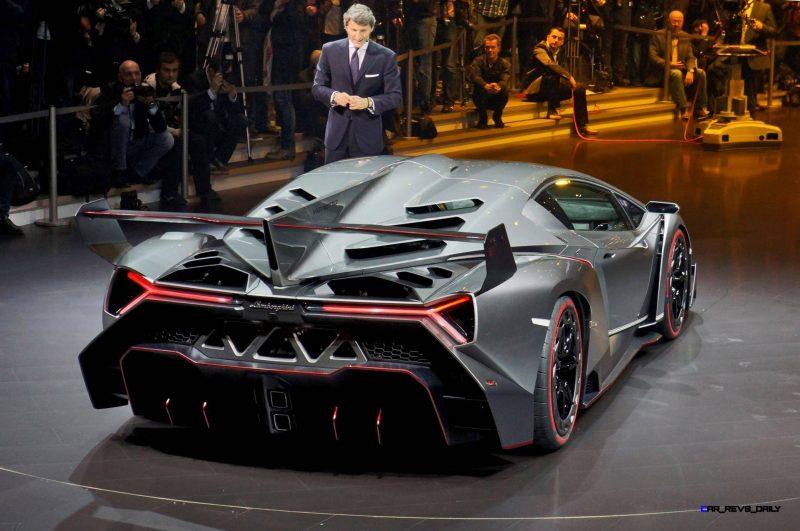 2013 Lamborghini VENENO Coupe 22