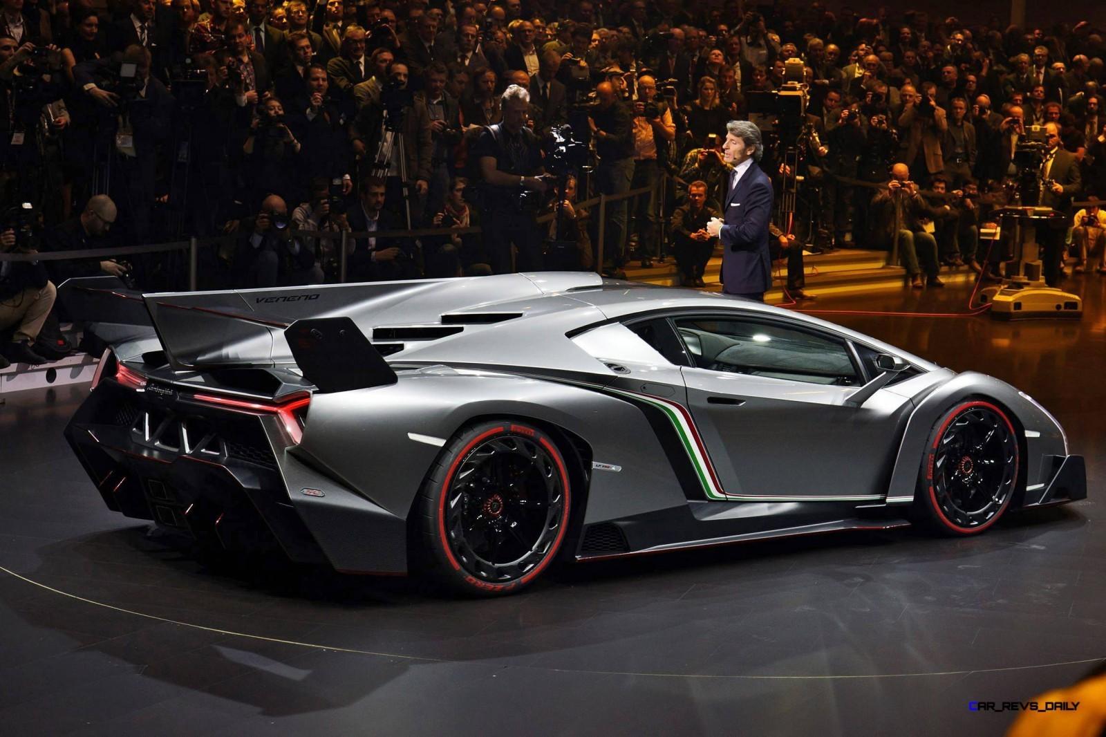 2013 Lamborghini Veneno Coupe