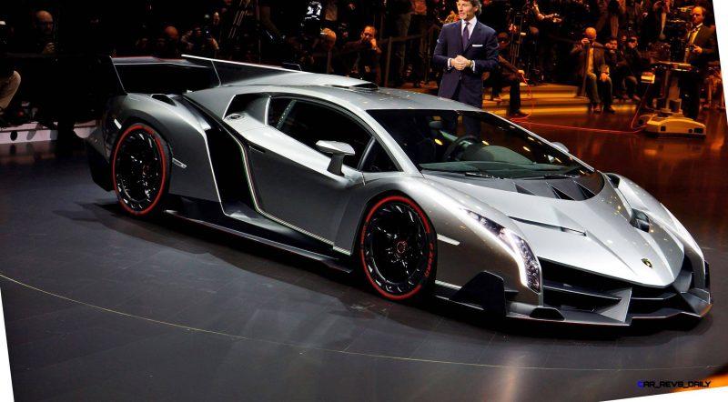 2013 Lamborghini VENENO Coupe 25