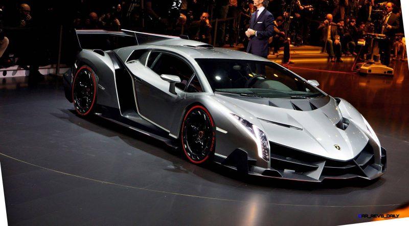 2013 Lamborghini VENENO Coupe 26