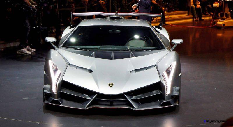 2013 Lamborghini VENENO Coupe 28