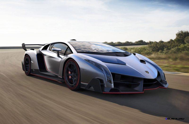 2013 Lamborghini VENENO Coupe 30