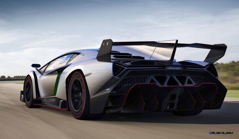 2013 Lamborghini VENENO Coupe 31