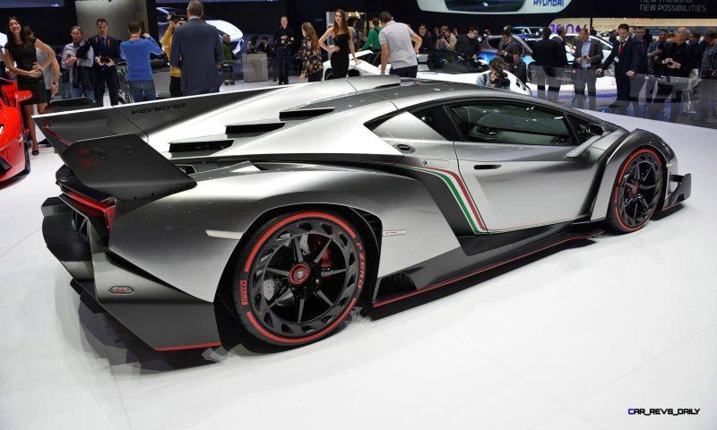 2013 Lamborghini VENENO Coupe 5