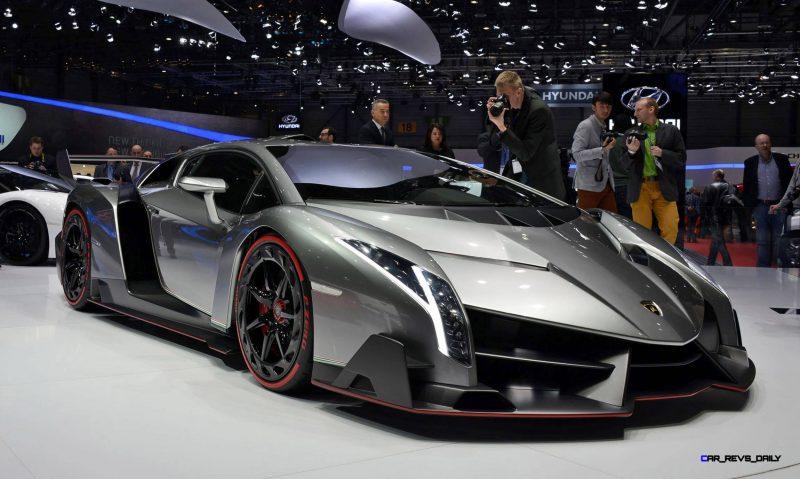 2013 Lamborghini VENENO Coupe 7