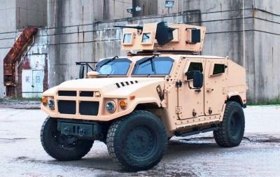 2015 AM General BRV-O 21
