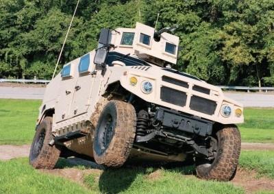 2015 AM General BRV-O 4