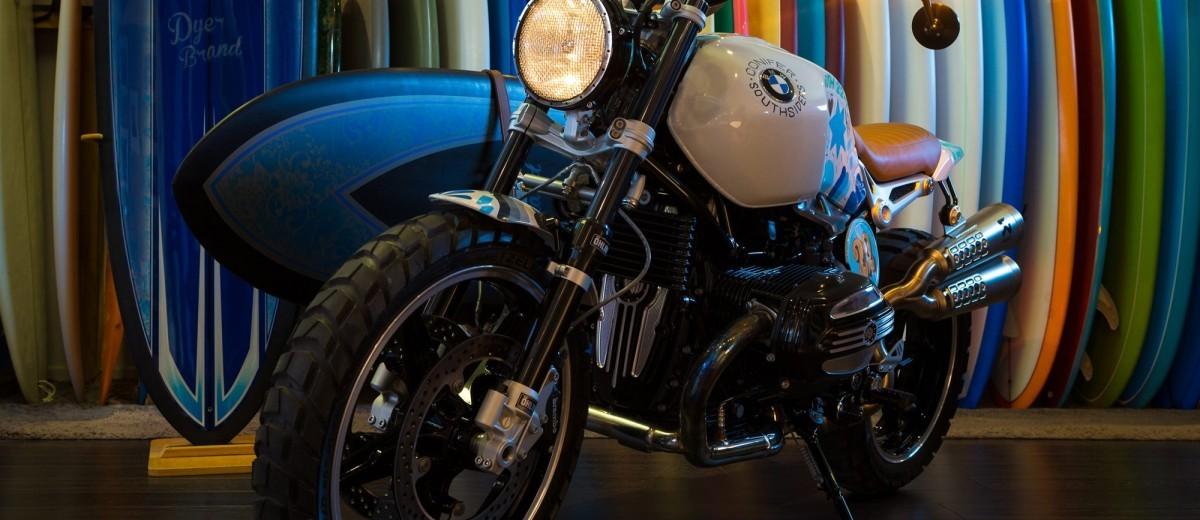 2015 BMW Concept Path 22 Scrambler 16