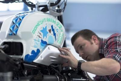 2015 BMW Concept Path 22 Scrambler 33
