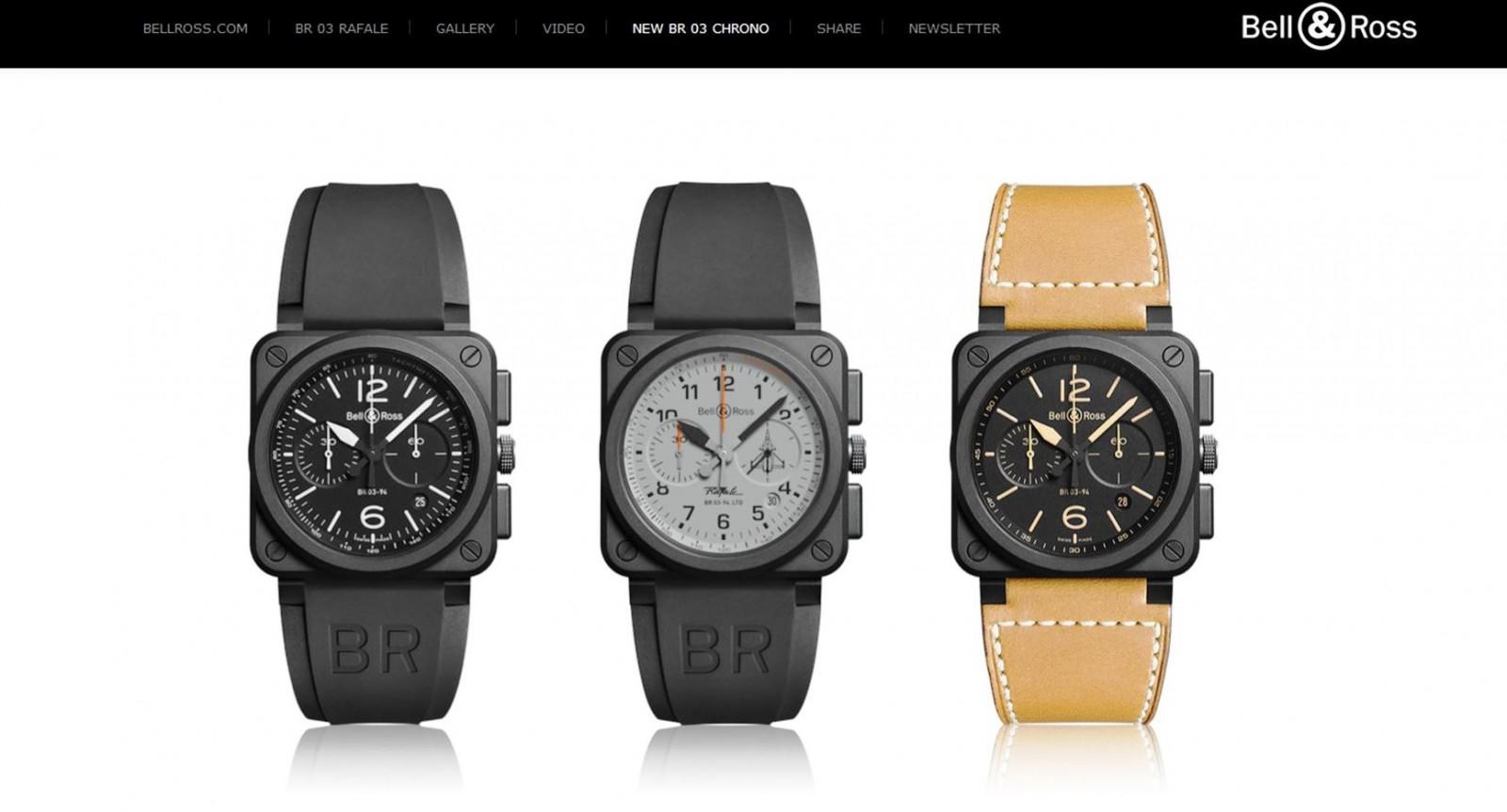 2015 Bell & Ross BR03 RAFALE 21