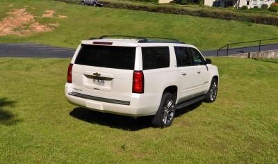 2015 Chevrolet Suburban LTZ 4WD White Diamond Tricoat 51