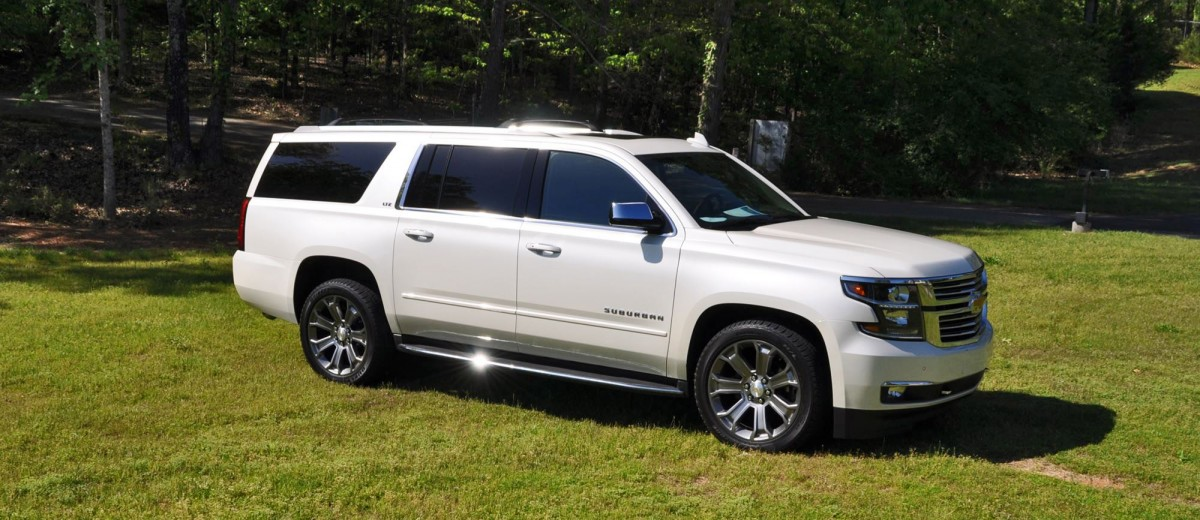 2015 Chevrolet Tahoe Ltz 4wd Photo Gallery Of From Car And