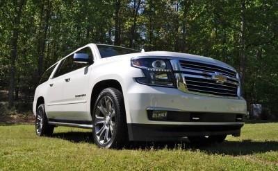 2015 Chevrolet Suburban LTZ 4WD White Diamond Tricoat 75