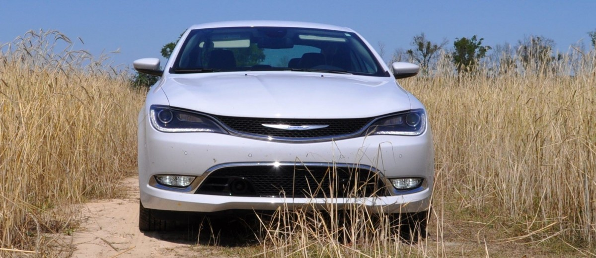 2015 Chrysler 200C V6 100