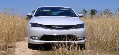 2015 Chrysler 200C V6 100
