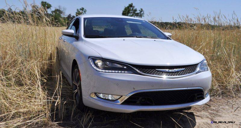 2015 Chrysler 200C V6 109