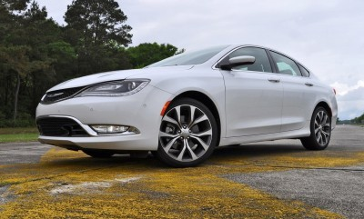 2015 Chrysler 200C V6 21