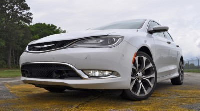 2015 Chrysler 200C V6 22