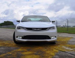 Road Test Review – 2015 Chrysler 200C V6 Is Quickest Mid-Size Sedan!