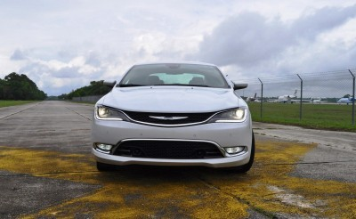 2015 Chrysler 200C V6 31