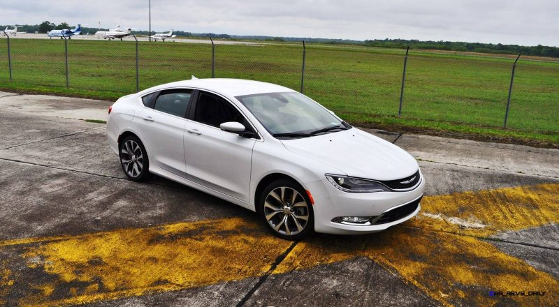 2015 Chrysler 200C V6 35