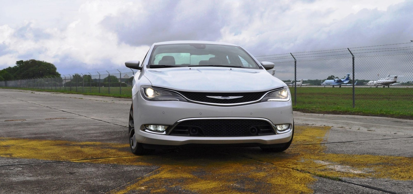 Road Test Review 2016 Chrysler 200 Limited With Tim