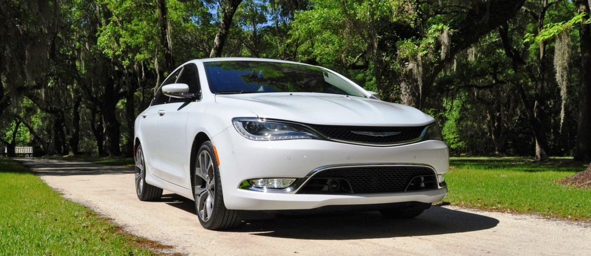 2015 Chrysler 200C V6 45