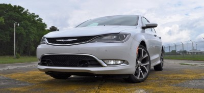 2015 Chrysler 200C V6 5