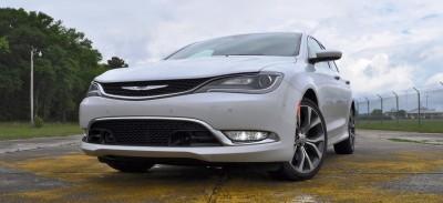 2015 Chrysler 200C V6 5