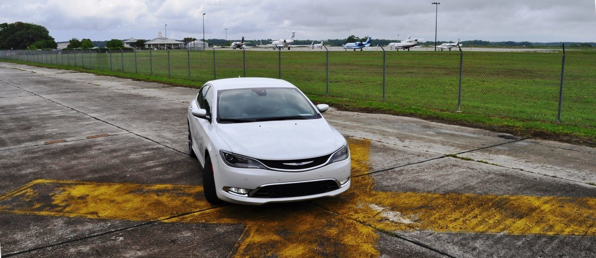 2015 Chrysler 200C V6 6