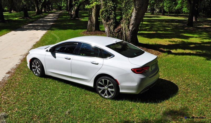 2015 Chrysler 200C V6 77