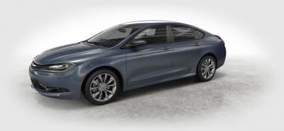 2015 Chrysler 200S Colors 14