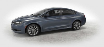 2015 Chrysler 200S Colors 16