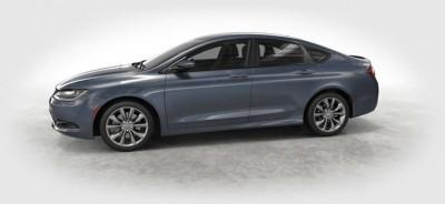2015 Chrysler 200S Colors 18